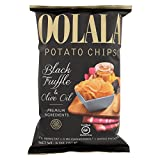 Oolala Potato Chips – Black Truffle and Olive Oil – Case of 9-5 oz. Review