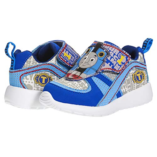 Thomas and Friends Jogger; Boys Tennis Shoes; Boys Athletic Shoes Blue ()