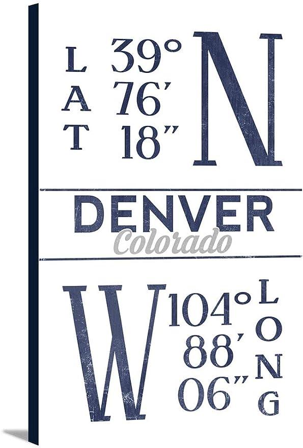 29+ Latitude Of Denver