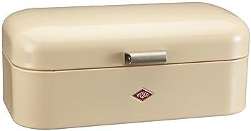 Merveilleux Wesco Grandy Bread/Storage Box, Almond