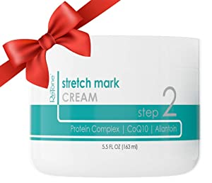 ReTone Stretch Mark Removal Cream: Prevention and Treatment of old and new stretch marks and scars