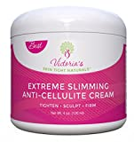Detox Diet Recipes Weight Loss - Best Anti Cellulite Cream Firming Lotion Organic Extreme Slimming Botanical Defense Skin Tightening Reduce Sagging Loose Skin Dimples Buttocks Legs Stomach Plus Exclusive Diet and Recipe Guide FREE