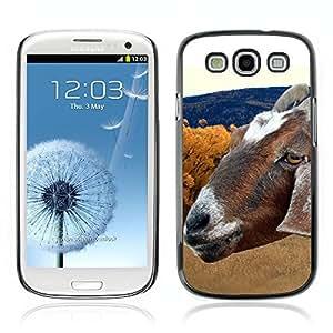 Carcasa Funda Case // Goat V0000123//Samsung Galaxy S3 i9300