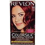 Best Revlon Hair Dyes - Revlon Colorsilk Beautiful Color, Burgundy 48 Review