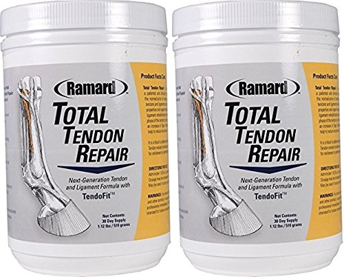 - (2 Pack) Ramard 079062 Total Tendon Repair, 1.12 lb/30 Day each