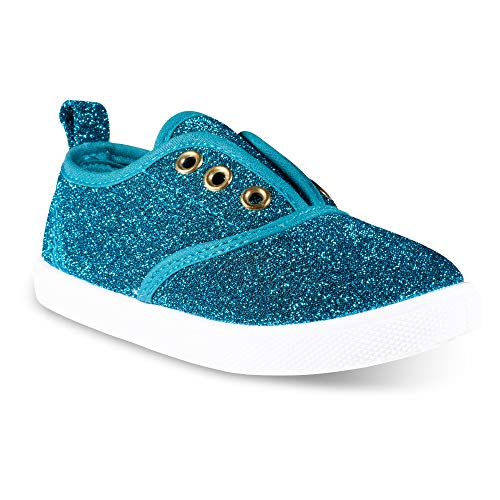 Chillipop Slip-On Laceless Fashion Sneakers Girls, Boys, Toddlers & Kids