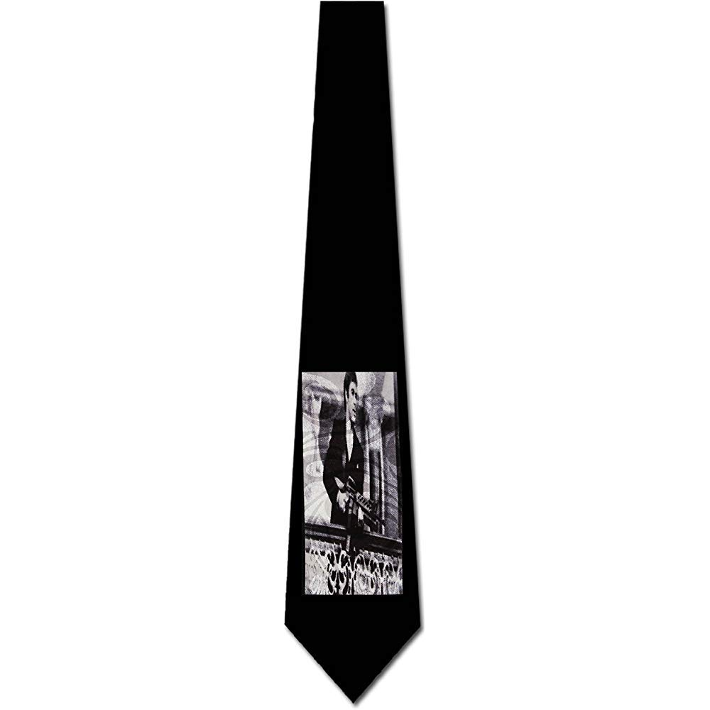 Corbata De Hombre Corbata,Corbatas Al Pacino Scarface Corbata Para ...