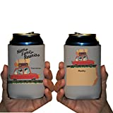 Custom Family Reunion Can Cooler Sleeves- Expectation Vs Reality Party Pack 12-16oz Can/Bottles Great For Family Reunion Parties (250)