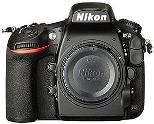 Amazon.com : Nikon D810 FX-format Digital SLR Camera Body