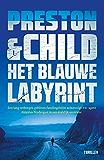 Het blauwe labyrint (Pendergast thriller Book 14)
