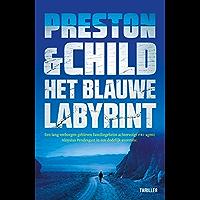 Het blauwe labyrint (Pendergast Book 14)