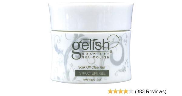 Amazon Com Gelish Soak Off Gel Nail Polish Structure Gel 0 5