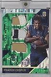Football NFL 2016 Unparalleled RPS Rookie Materials Triple Prime #26 Pharoh Cooper MEM /10 LA Rams