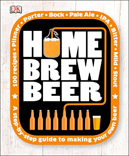 Home Brew Beer: A Step-by-Step Guide to Making Your Own Beer (Easy Coffee Drinks To Make At Home)