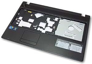 Acer 60.R4F02.001 refacción para notebook - Componente para ordenador portátil (Top case, Acer, Aspire 5736, 5742) Negro