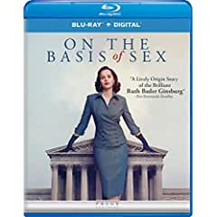 On the Basis of Sex arrives on Digital March 26 and on Blu-ray and DVD April 9 from Universal Pictures