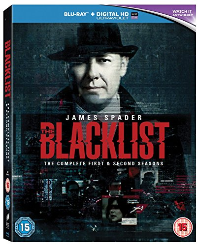 The Blacklist: Seasons 1-2 [Blu-ray]