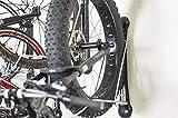 Steadyrack Bike Racks - Fat Rack - Wall Mounted
