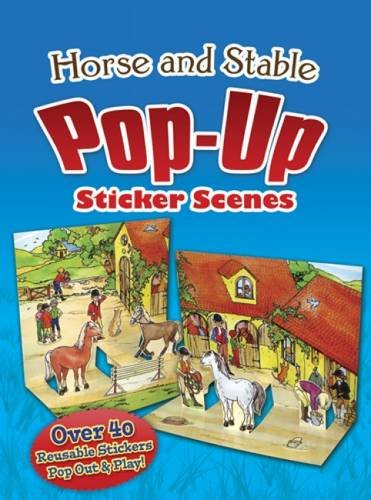 Download Horse and Stable Pop-Up Sticker Scenes (Dover Sticker Books) ebook