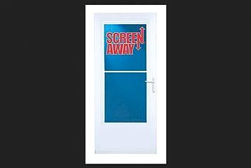 Larson 37081031 37081 32 Quot Wht Storm Door