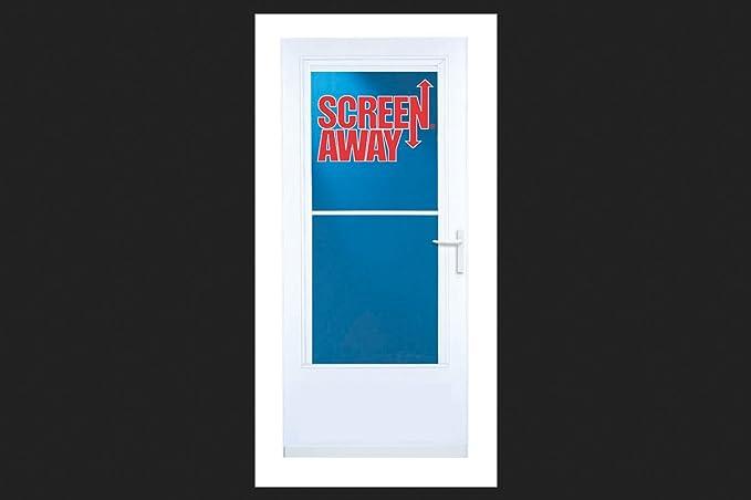 LARSON 83046032 83046 36WHT Storm Door