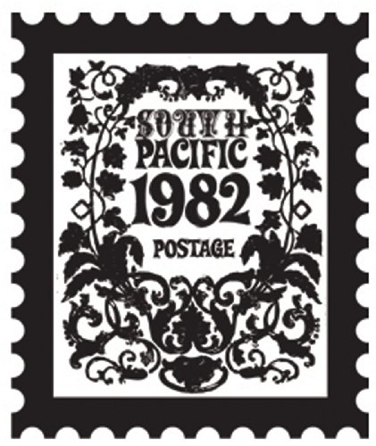 Fancy Pants SOULS-1444 Summer Soul Clear Stamp 2 in. x 2 in.-South Pacific