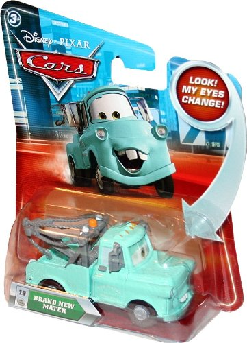 (Disney/Pixar Cars Lenticular Eyes Series 2 Brand New Mater #18 1:55 Scale)