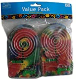 Medium Size Pinball Games- 6pcs Per Pack