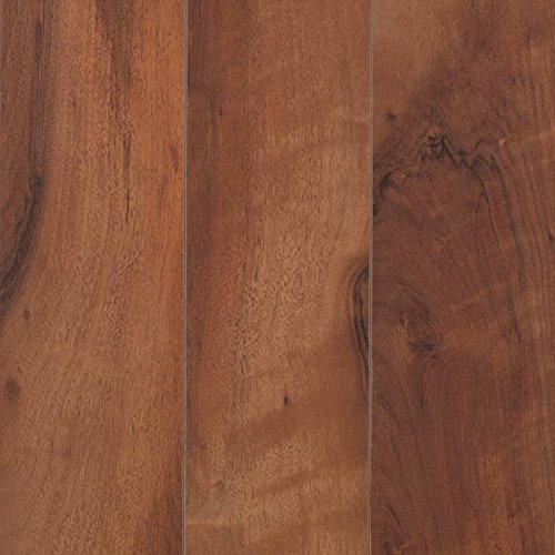 Mohawk Havermill Sunburst Walnut 12mm Laminate Flooring CDL72-07 Sample ()