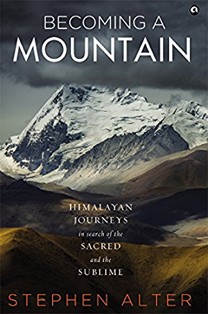 Becoming a Mountain
