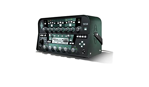 Kemper Profiler Amplifier Black Amp BK: Amazon.es: Instrumentos musicales