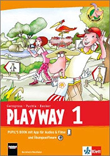 Playway 1. Ab Klasse 1. Ausgabe Nordrhein-Westfalen: Pupil's Book mit App für Audios&Filme und Übungssoftware Klasse 1 (Playway. Für den Beginn ab Klasse 1. Ausgabe ab 2016)