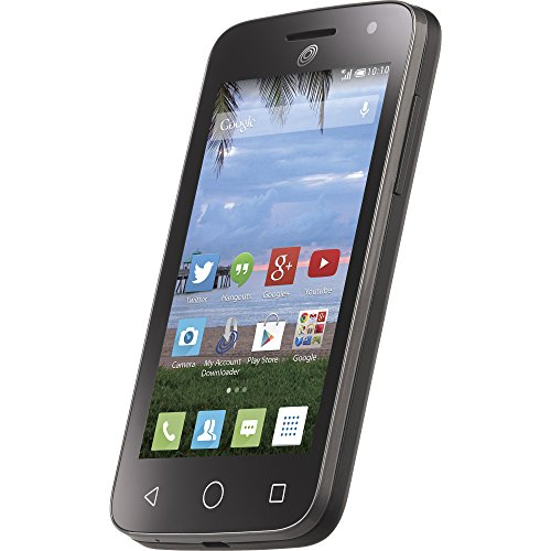 Net10 Alcatel Pop Star 2 4G LTE Prepaid Smartphone - White Box Packaging by Tracfone (Image #6)