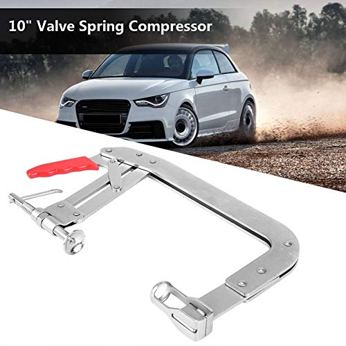 Valve Spring Compressor, 10Inch Car Engine Lifter Spring Compressor Springs Retainer Valve Repair Tool: