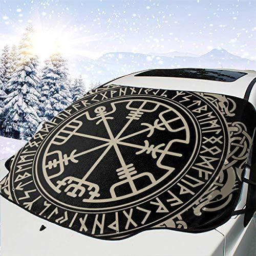 Amazon.es: Viking Celtic Black Magic Runic Compass Vegvisir en ...