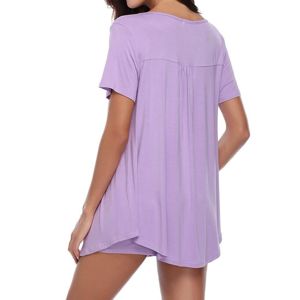 Mujer pijama sin manga sin tirantes conjuntos de dos piezas,Sonnena ...