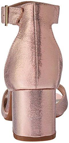 Drømme Par Kvinners Chunkle Pumpe Champagne Perle