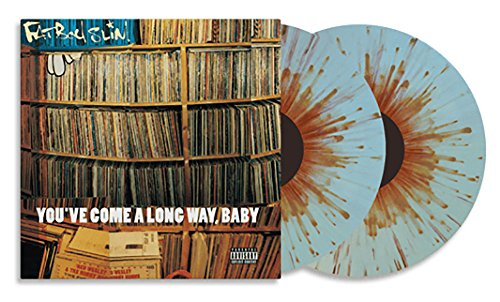 (Fatboy Slim 'You've Come A Long Way Baby' Exclusive Sky Blue Vinyl with Coffee Splatter LTD to)
