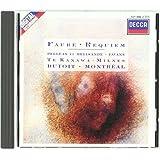 Faure: Requiem/Pelleas Et Melisande/Pavane