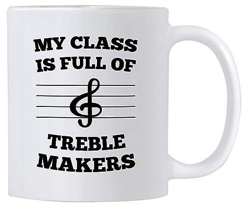 My Class Is Full Of Treble Makers - Mug