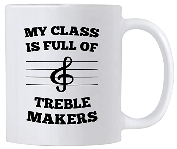 Amazoncom Band Teacher Mug Gift Idea 11 Oz Coffee Mug For Music