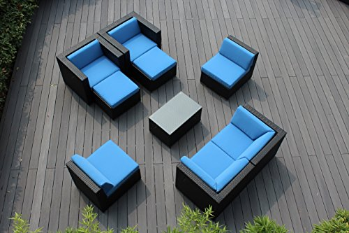 ohana-9-piece-outdoor-wicker-patio-furniture-sectional-conversation-set-with-weather-resistant-cushi