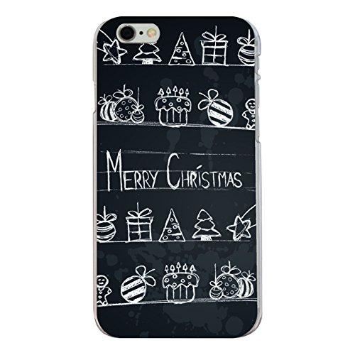 "Disagu Design Case Coque pour Apple iPhone 6 PLUS Housse etui coque pochette ""Merry X-Mas Tafel"""