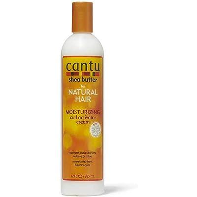 Cantu Crema Capilar para Cabello Rizado - 355 ml