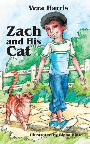 Download Zach and His Cat pdf