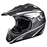 Yescom DOT Outdoor Adult Full Face MX Helmet Motocross Off-Road Dirt Bike...