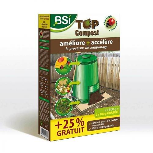 BSI Top Compost - Acelerador Profesional para abono ...