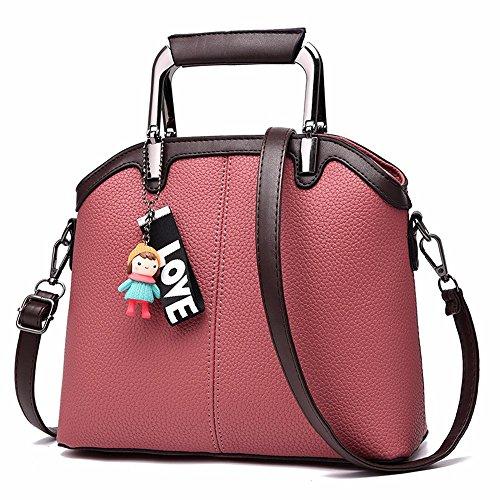sac avec femmes Cadeaux simple main fêtes Pink épaule simple MSZYZ des sac à fx0POOw