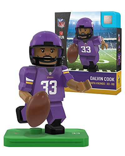 Dalvin Cook OYO Sports Minnesota Vikings Generation 4 G4 Minifigure