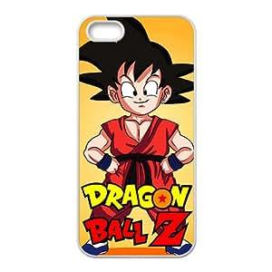 Dragon Ball White iPhone 5s case